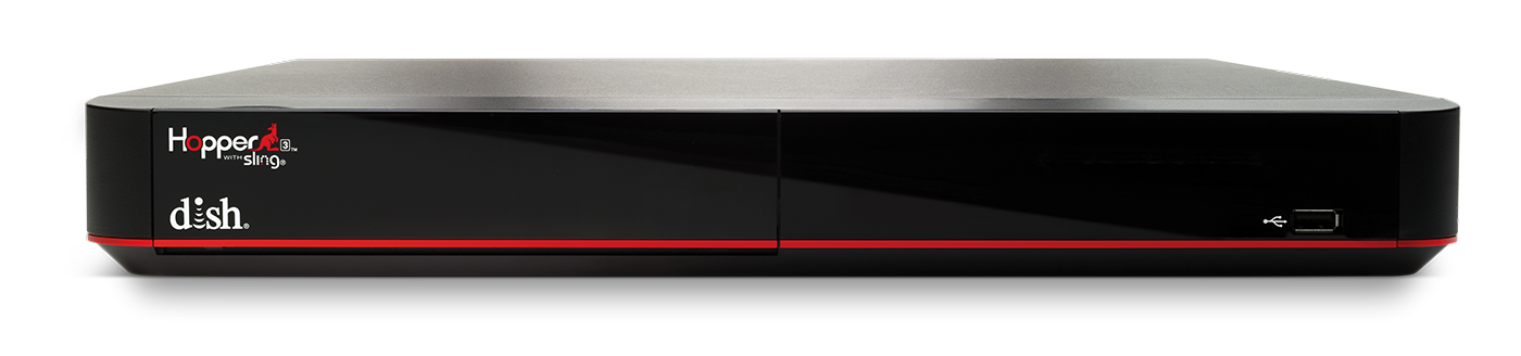 DISH Hopper 3 Voice Remote and DVR - Superior, NE - Sisco - DISH Authorized Retailer