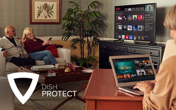 Get DISH Protect from Sisco in Superior, NE
